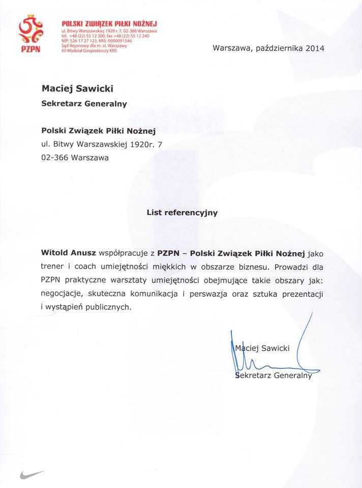 PZPN - Polski Związek Piłki Nożnej